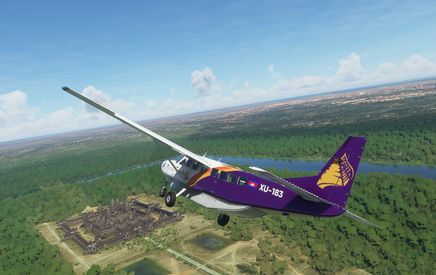 Vietnam Airlines (Cessna 208B Grand Caravan)