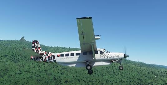 PNG Air (Cessna 208B Grand Caravan)