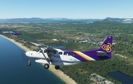 Thai Airways (Cessna 208B Grand Caravan)