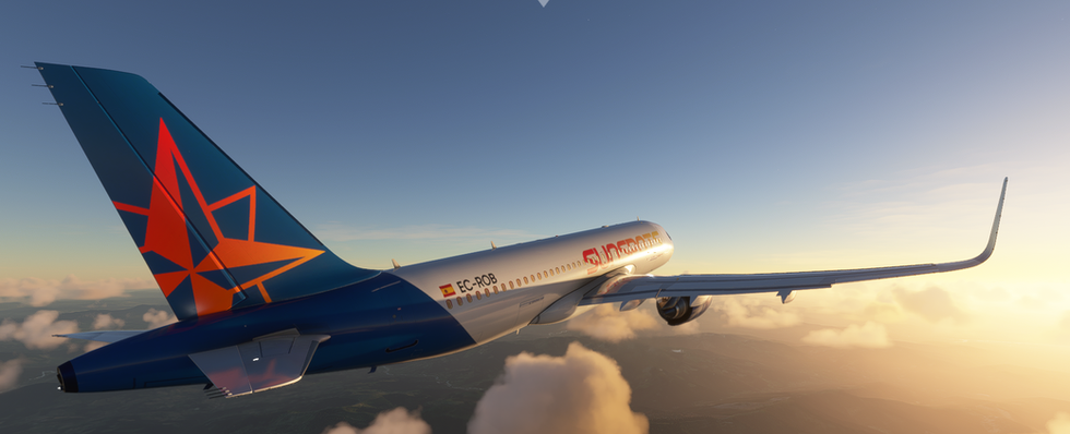 Airwego Sunspots - Virtual Airline (A320neo)
