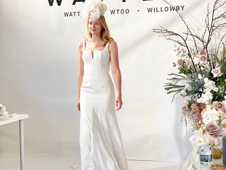 Top Trends from Bridal Market 2019