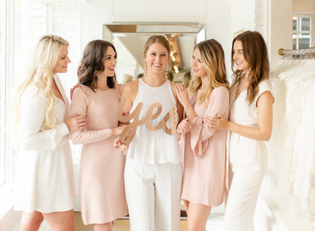 5 Things You Should Know Before Wedding Dress Shopping