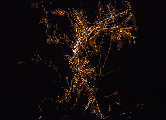 Cities at Night