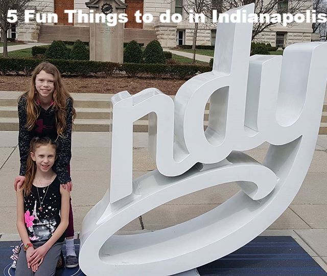 5 Family Activities in Indianapolis