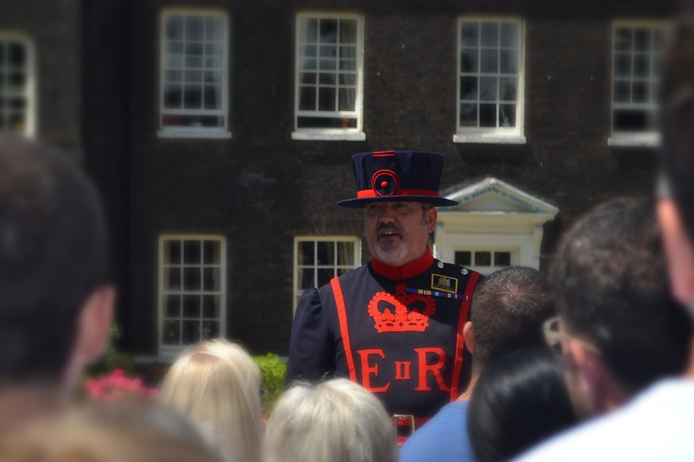 Tower of London Beefeater Tour