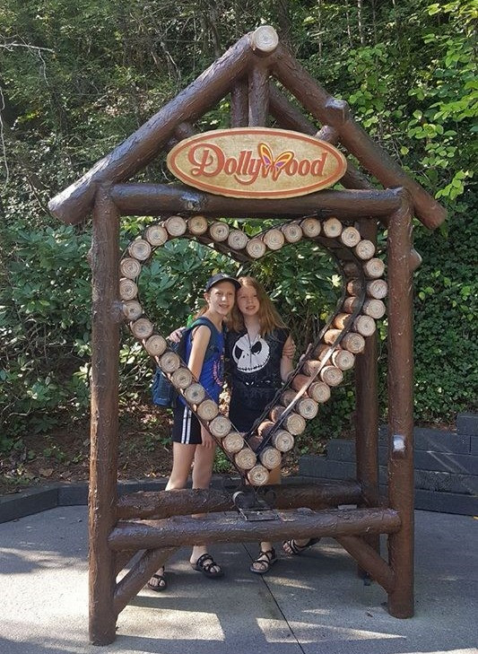 Dollywood, Amusement park in Pigeon Forge, TN