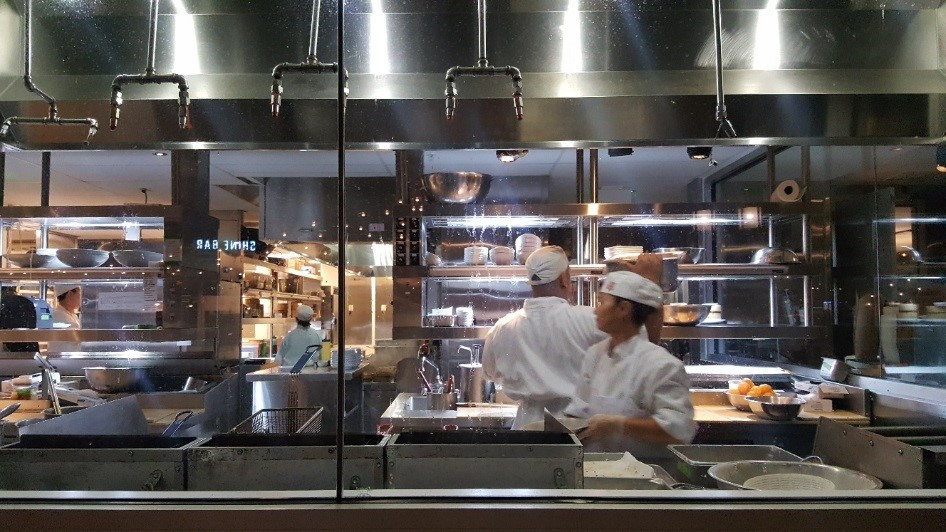 Chef Morimoto's
