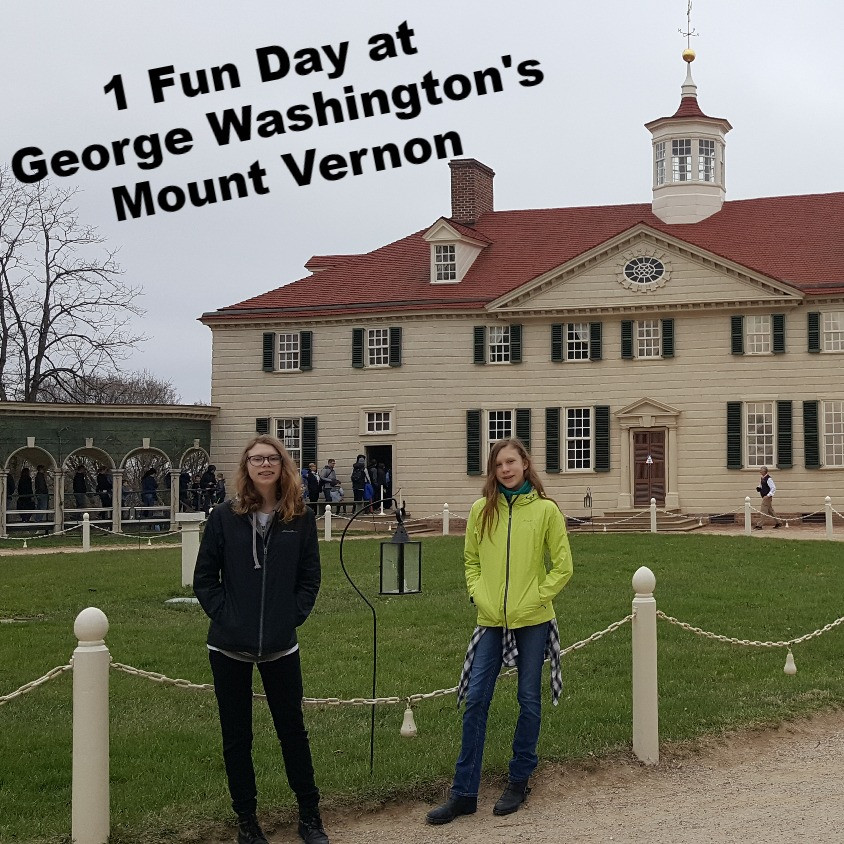 Mt. Vernon with Teens
