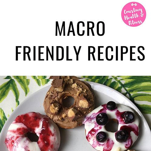 Macro Friendly Recipes