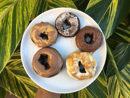 Protein Doughnuts