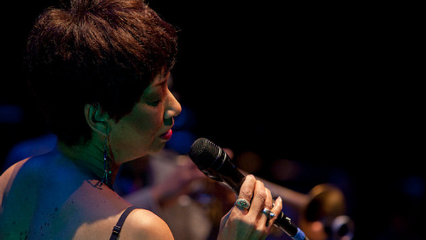 """Bobbi Wilsyn Quintet - """"Stormy Weather"""" - A tribute to Lena Horne"""