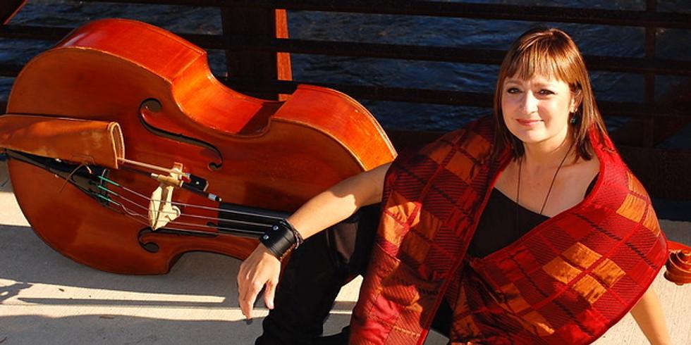 Marlene Rosenberg Quartet:  Mingus-Mitchell-Motown