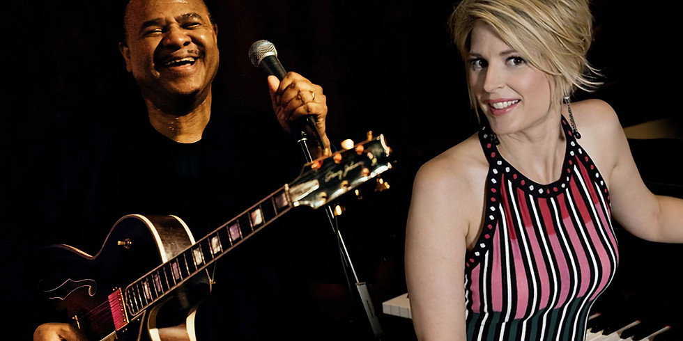 Jo Ann Daugherty / Henry Johnson Quartet with guest vocalist Sarah Marie Young