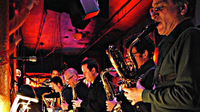Chicago Jazz Orchestra with guest vocalist Paul Marinaro