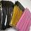 Thumbnail: Pack of 50 Eyelash Brush / Mascara Wands