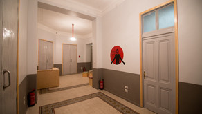 New Music Room available at fully renovated Studio Emad Eddin