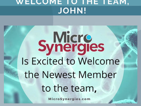 Welcome, John Weir - 2 minute Introduction
