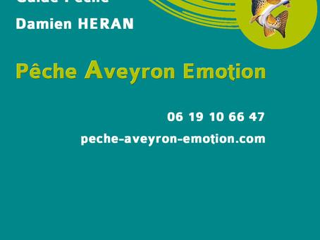 Pêche Aveyron Emotion