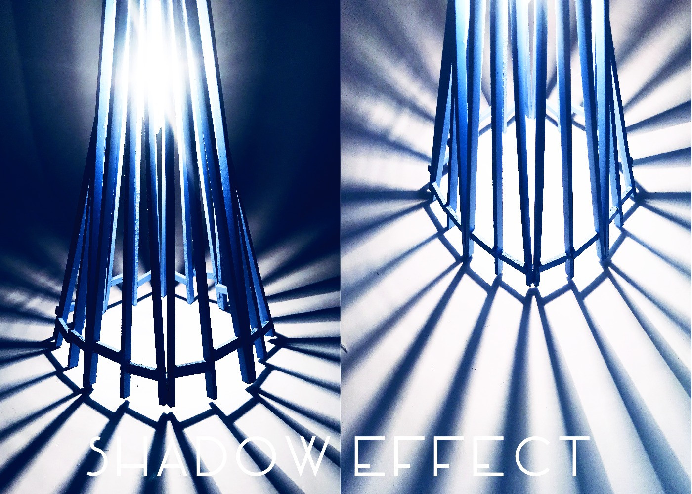 Fence Light Shadow Effect