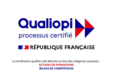 La certification qualité a été délivrée