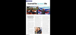 Interview for Thame Out magazine Part 1