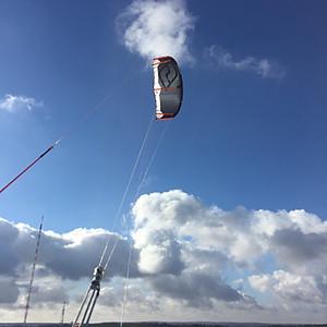 Sortie Snow Kite