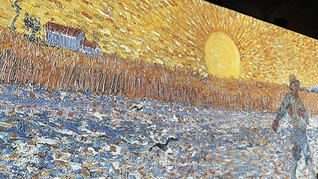 Beyond Van Gogh exhibit gives a new perspective on the artist