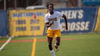 Men's soccer concedes seven goals combined in losses to Manhattan, Monmouth