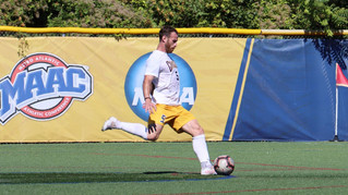 Men's soccer can't hold halftime lead versus Red Flash