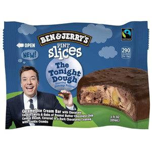 Ben & Jerry's Slice Tonight Dough