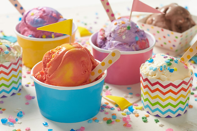 Ice Cream Party - Starting at 25 Servings