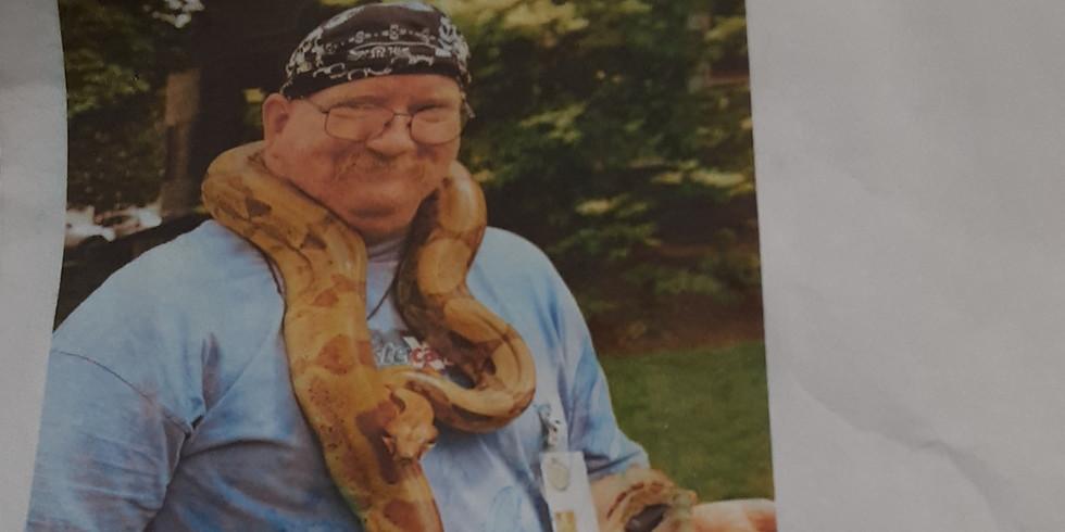 Serpent Den and the Snakeman