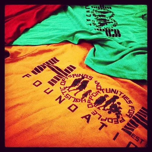 H.O.O.P. T-Shirts  - All Colors