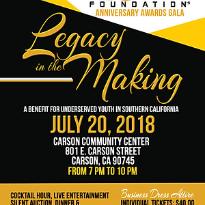 """Legacy In the Making"" - 10th  Year Celebration"