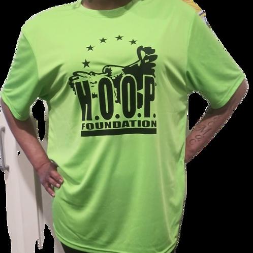 Shooting Shirt - Dry Fit - Green