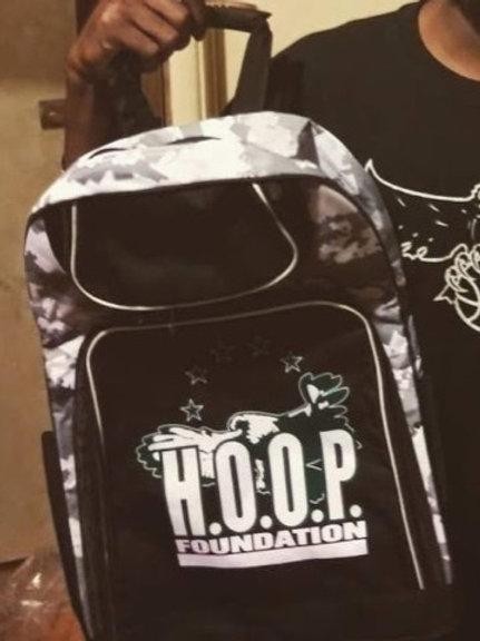 H.O.O.P. Backpacks - Camo