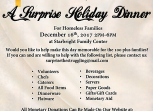 Making A Difference This Holiday Season