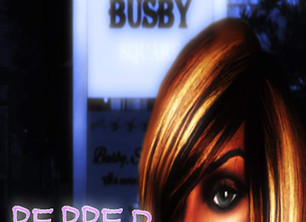 It's Here ... Pepper! Busby Series Book 4