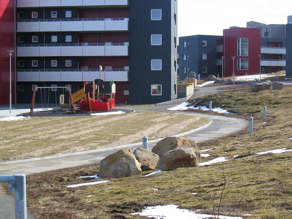 Stúdentagarðar, Úlfarsárdal í Reykjavík