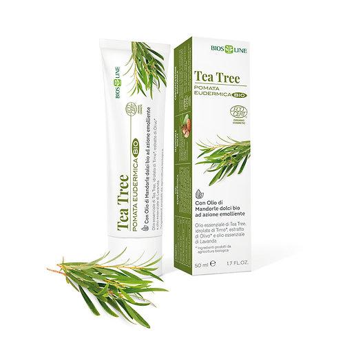 Tea Tree Pomata Eudermica Bio Bios Line