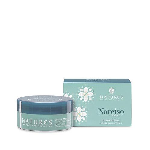 Crema Corpo Narciso Nobile Nature's