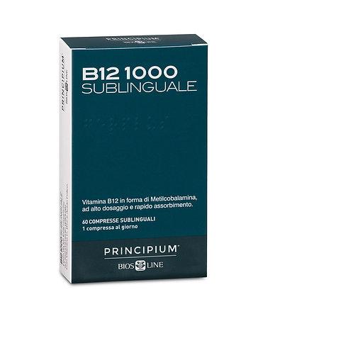 Principium B12 1000 Sublinguale Bios Line