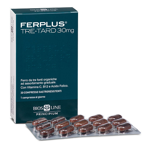 Principium FerPlus Tre-Tard 30mg Bios Line