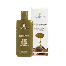 Shampoo Lisciante con Olio di Dattero bio e Olio di Amaranto Olio di Dattero Bio