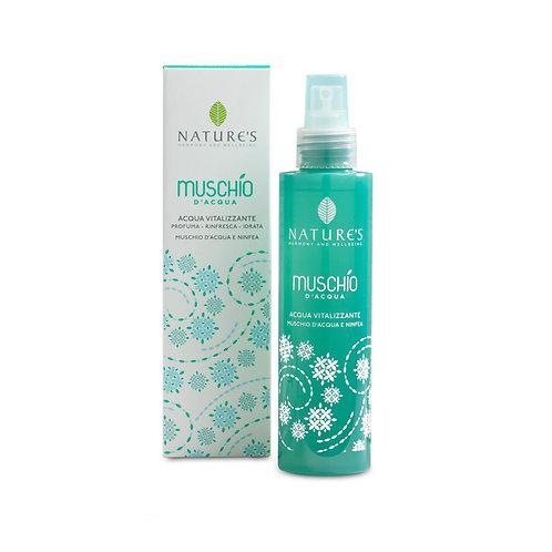 Acqua Vitalizzante Muschio d'Acqua Nature's
