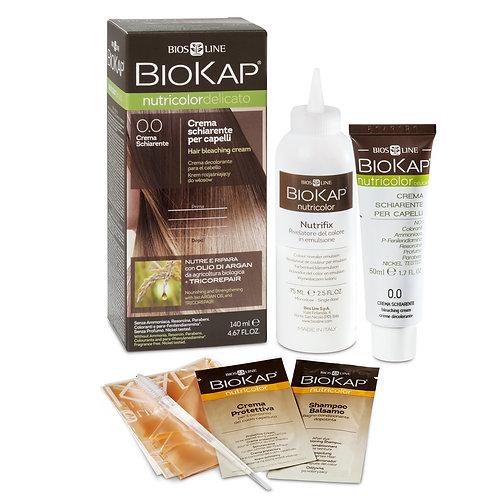 BioKap® Nutricolor Crema Schiarente