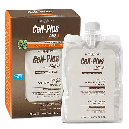 Cell-Plus® MD Fango Anticellulite Bianco Nature's