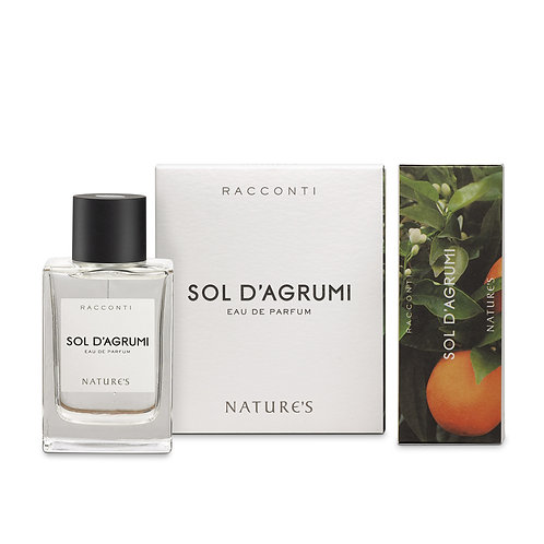 Racconti Eau de Parfum Sol d'Agrumi Nature's