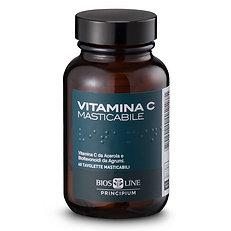 Principium Vitamina C Masticabile Bios Line