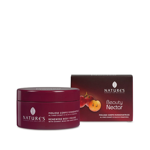Mousse Corpo Rinnovatrice Nature's